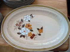 Stunning Autumn Blossom by Crown Manor by WHISTLESTOPTRAINSHOP