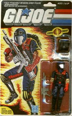 VIPER (v1), YOJOE.COM | YoJoe.com: Dedicated to the G.I.Joe of the 80's, 90's and beyond!