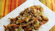 תחליף טעים ומחמם לירקות בארוחת ערב משפחתית - ירקות מוקפצים עם בורגול (דורית מנו טל אור)
