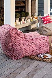 Indoor/Outdoor Bean Bag Chair