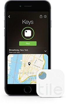 Tile (Gen 2) - Phone Finder. Key Finder. Item Finder - 4 Pack - Save 30% Tile http://smile.amazon.com/dp/B011HT91DO/ref=cm_sw_r_pi_dp_iyHCwb13TDZET