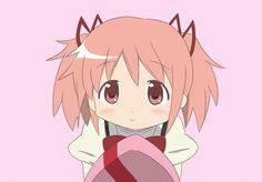 Puella Magi Madoka Magica gif cute and perfect for Valentines day!