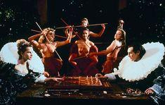 """Prospero's Books"" by Peter Greenaway (1991) - Isabelle Pasco & Mark Rylance"