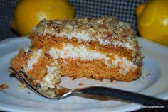 Морковный торт со сметанным кремом. Обсуждение на LiveInternet - Российский Сервис Онлайн-Дневников