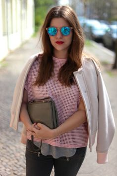 JOURlook: Rosa Mesh