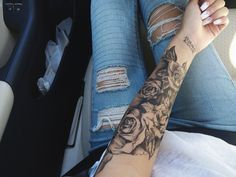 Tattoo Sleeve.