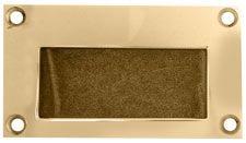Merit #10480 Flush Drawer Pull