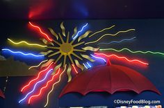 Review: Lunch at Electric Umbrella in Epcot's Future World
