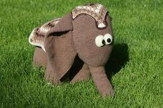 Häkeln-DIY: Elefant // Amigurumi Elefant