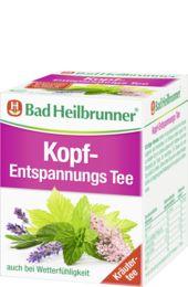 Kopf-Entspannungs Tee, 8 x 2 g