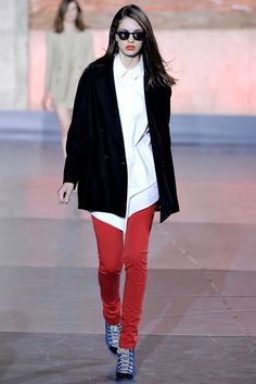 Band of Outsiders Resort 2012 Fashion Show