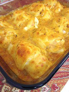 Southwestern Chicken Roll Ups | Plain Chicken