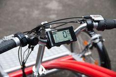 Lenker für den Bafang-Motor 4 Wheel Bicycle, Motor, Tandem Bicycle