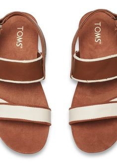 Summertime sandals we love.