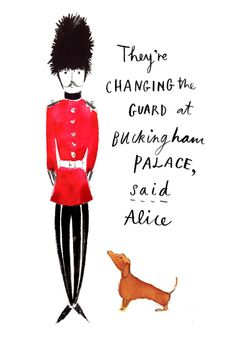 Guard by Alice Tait