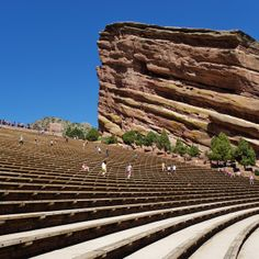 Colorado | Red Rocks Amphitheatre. Love the outdoors? Check out or travel guide across the U.S. here>> http://my.gactv.com/travel/gallery.esi?sortOrder=2