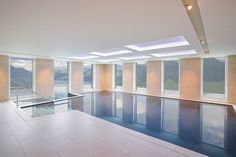 Boutique Hotel Villa Honegg Spa: indoor pool and outdoor pool with spa area, sea view and Alpine panorama, massage; Das Hotel, Hotel Spa, Spas, Hotel Villa Honegg Switzerland, Switzerland Vacation, Million Dollar Homes, Best Spa, Places Worth Visiting, Restaurant