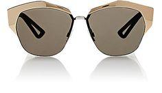 """Dior """"Dior Mirrored"""" Sunglasses -  - Barneys.com"""