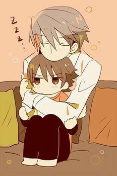 Awwww  la cara de misaki. ヽ( ´¬`)ノ
