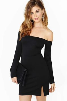 Get this same look with ANY sleeveless dress you have or buy simply adding a pair of Tiffie Sleeves in cotton or lace ~ Nasty Gal Night Out Dress