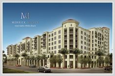 New and Pre-Construction | Merrick Manor, Luxury Condos in Coral Gables, Florida