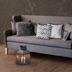 Inspira Interiør: Sofa til spisestue fra Palma.