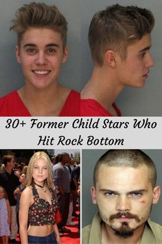 Being a child star can't be easy, and plenty of our favorites end up making mistakes during their teen years. #30+ #Former #ChildStars #RockBottom