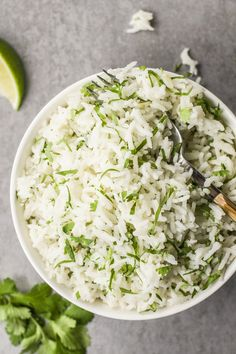 With our Cilantro Lime Basmati Rice, you can get your Chipotle fix while also sticking to your healthy diet 🍚🙌🏼 How our rice is healthier… Chipotle Rice, Cilantro Lime Rice, Mexican Food Recipes, Vegetarian Recipes, Cooking Recipes, Healthy Recipes, Cooking Hacks, Rice Dishes, Food Dishes