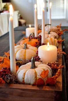 Centro de mesa de Halloween | Eu Decoro