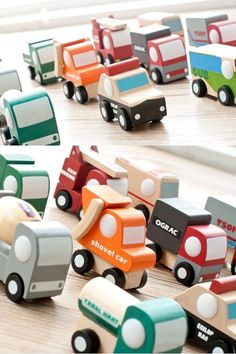 Beautiful Wooden Cars and Trucks for our kids. http://toys4mykids.com/product-category/wooden-toys/cars-trucks-trains