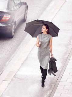 High Neck Sheath Dress 10/2015