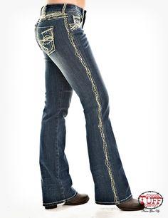 Womens Show It Off Jean