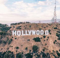 Hollywood Sign in Los Angeles, California Damien Chazelle, Photo Wall Collage, Picture Wall, Hollywood Sign, Hollywood Hills, California Dreamin', Hollywood California, Adventure Is Out There, Oh The Places You'll Go
