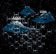Star Wars - Imperial Fleet