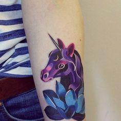 Unicorn Tattoos | Inked Magazine