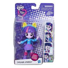 My Little Pony Equestria Girls Minis Twilight Sparkle Doll New in Box! B7792 Toy #Hasbro