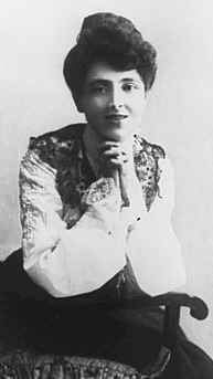 Lucy Maud Montgomery, author of Anne of Green Gables