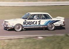Volvo 240 Turbo - ETC Silverstone Tourist Trophy 1986