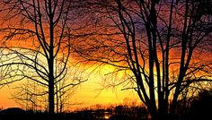 Sunset on 3-4-12 by WAGdesigns, via Flickr. Sunsets