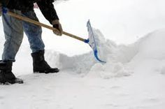 A discussion of how to start and run a snow removal business - a great family venture.