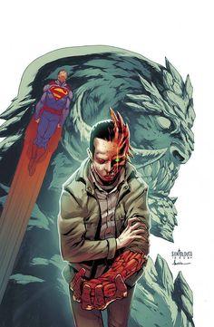 Doomed #2 - Superman by Mateus Santoloucco *