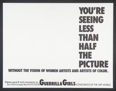 Tate Liverpool hosts a history of socialism's influence on art production in Art Turning Left Guerrilla Girls, Penny Arcade, What Is An Artist, Feminist Art, New York Art, Famous Artists, Art World, Mood Boards, Liverpool