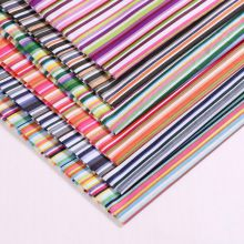45134 50*147CM stripe 100% Polyester fabric for Tissue Kids Bedding textile for Sewing Tilda Doll, DIY handmade materials(China (Mainland))
