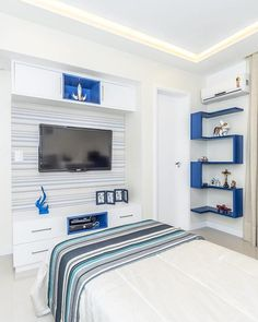 90 ideias para montar um quarto de hóspedes bonito e funcional