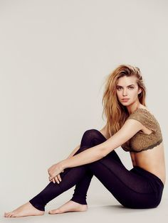 Free People The Best Legging, $38.00   Also in color Oatmeal. Great to wear now and later!
