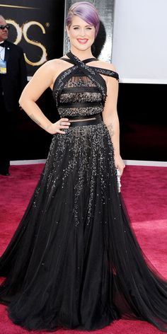 Red Carpet Arrivals: Kelly Osbourne I want this dress, even if I have nowhere to wear it.