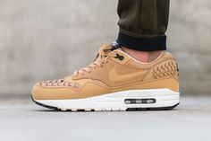 new arrival 687f4 095b8 Nike Air Max 1 Woven