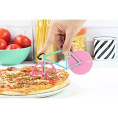 Coupe-Pizza Insolite Vélo #ObjetInsolite
