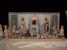 Chris et Marc: Exposition miniatures à Nieuwpoort 2012