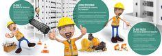 Campanha Acidente no Trabalho | Prefeitura de Pindamonhangaba (cartilha)